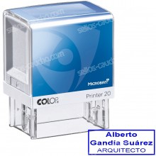 Colop Printer 20 Microban ES