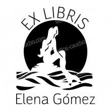EX LIBRIS SIRENA