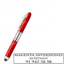 Bolígrafo con Sello 3 en 1 Mini Stamp Smart 4374M