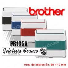 Brother DigiStamp PR-1060 - 60 x 10 mm