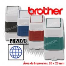 Brother DigiStamp PR-2020 - 20 x 20 mm