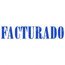 "Trodat Printy 4911 ""FACTURADO"""