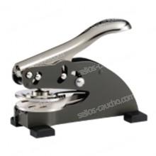 Sello en Seco de Sobremesa Shiny ED-6 - Medida: 50x25 mm