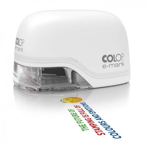 Impresión Colop E-mark