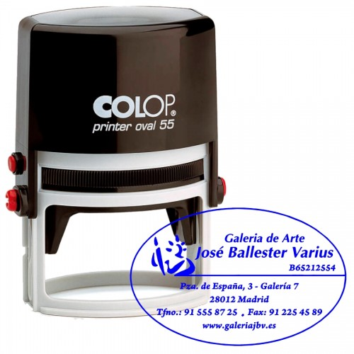 Colop Printer Oval 55 ES