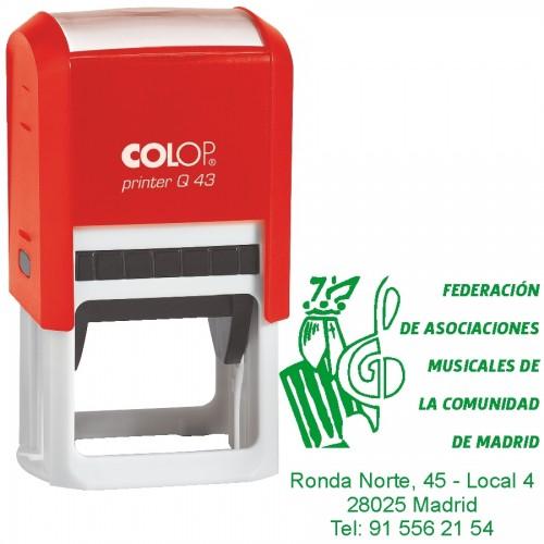 Colop Printer Q 43 ES