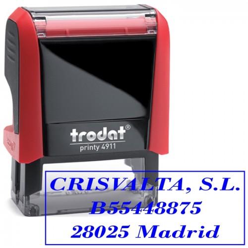 Trodat Printy 4911 ES
