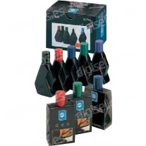 Bote de tinta dactiloscópica para tampón de huellas dactilares 15 ml
