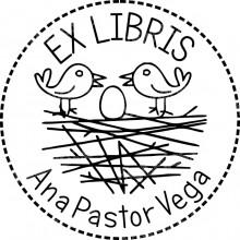 Ex Libris Dos Pajaritos