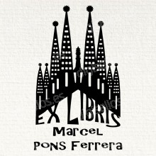 Ex Libris Sagrada Familia