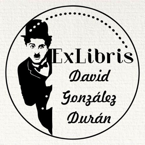 Ex Libris Charles Chaplin