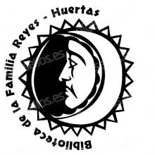 EX LIBRIS SOL Y LUNA