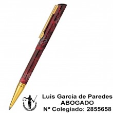 Heri Seal pen with 3089