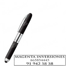 Seal pen with 3 in 1 Mini Smart Stamp 4321M