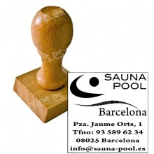 Seal Manual - Size: 40 x 40 mm