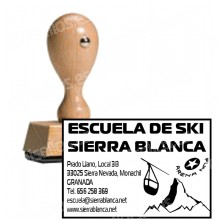 Seal Manual - Size: 60 x 40 mm