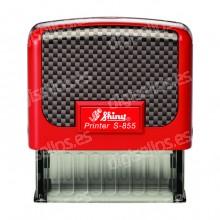 Shiny Printer S-855 - 70 x 25 mm