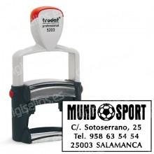 Trodat Professional 5203 to 49 x 28 mm