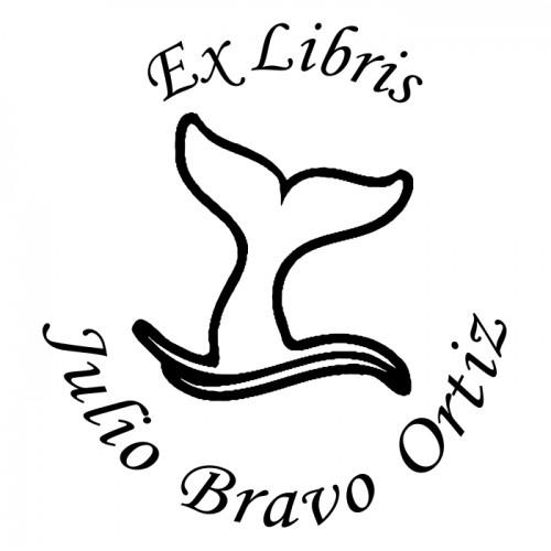 Ex Libris Cola de Ballena