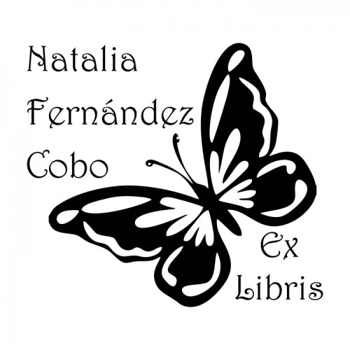 Ex Libris Mariposa