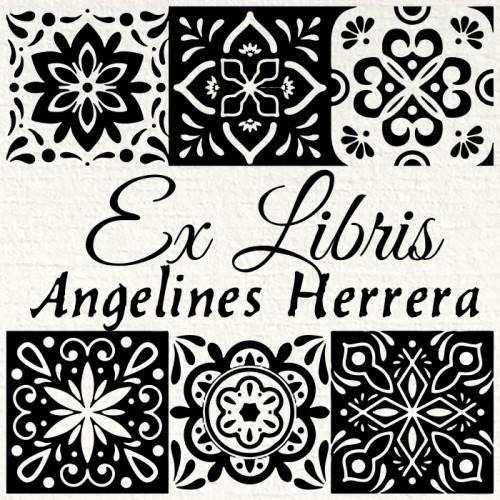 Ex Libris Mosaico Hidráulico