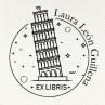 Ex Libris Torre de Pisa