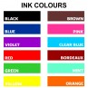Stamp Ink Pad Colour