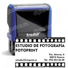 Trodat Printy 4929 à 50 x 30 mm