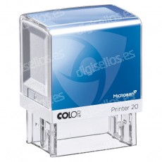 Colop Printer 20 Microban - 38x14 mm