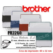 Fratello DigiStamp PR-2260-60 x 22 mm
