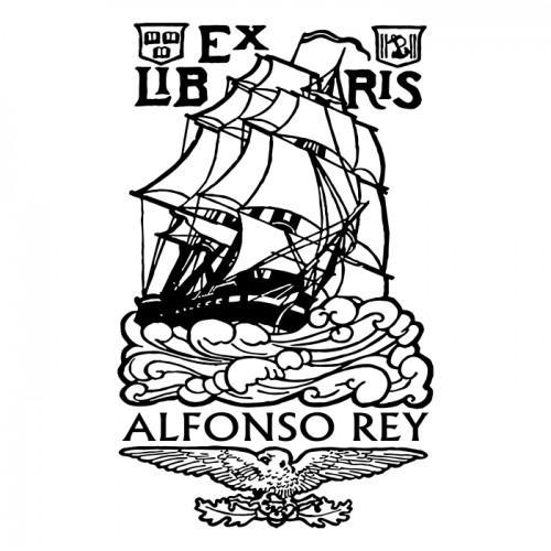 Ex Libris Barco Galeón