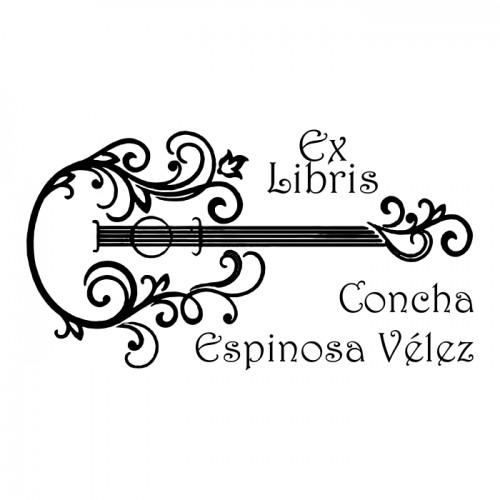 Ex Libris Guitarra