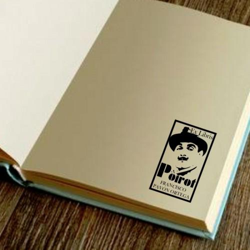 Libro Sello Hércules Poirot