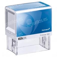Colop Printer 60 Microban - 76x37 mm