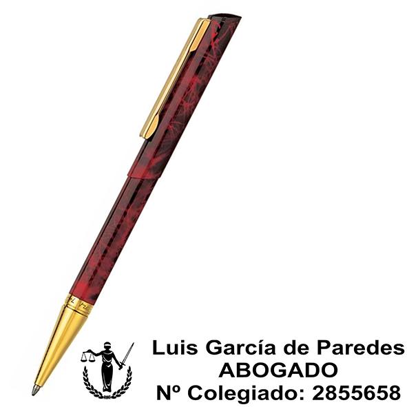 Bolígrafos con Sello Incorporado Heri 3089